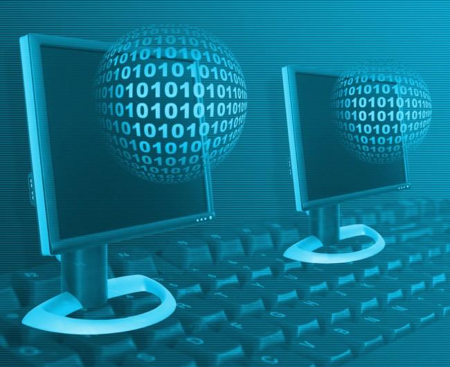 Internet Data Theme