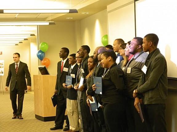 ITWorks students graduate December 2013