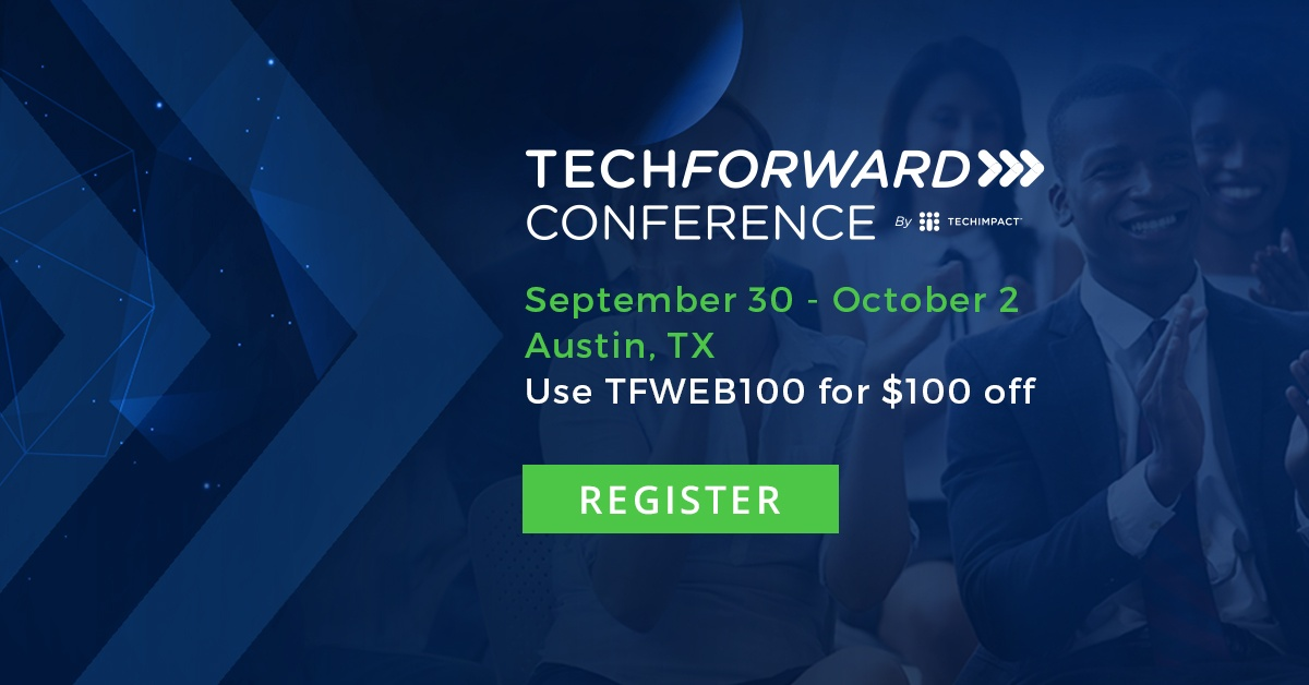 Tech Forward Conference 2018