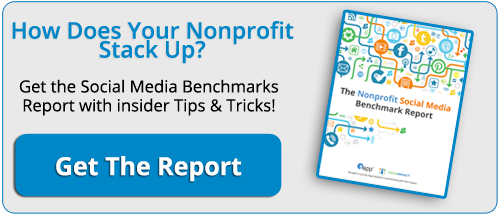 Get The Social Media Benchmarks Report